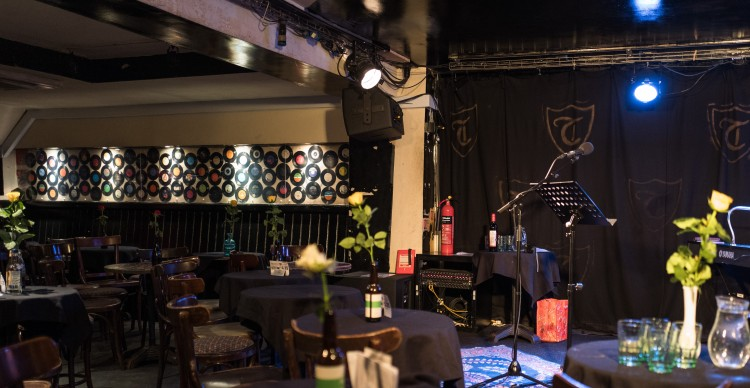 Troubadour Musician