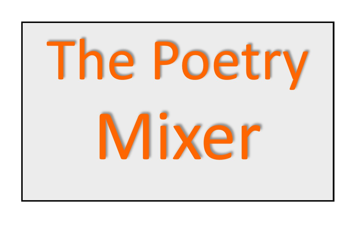 The Poetry Mixer Logo 5