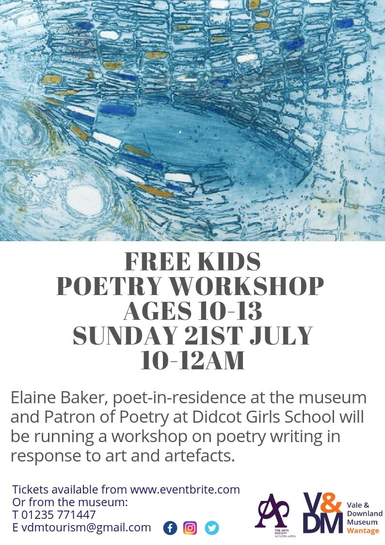 10-13 Poetry Workshop