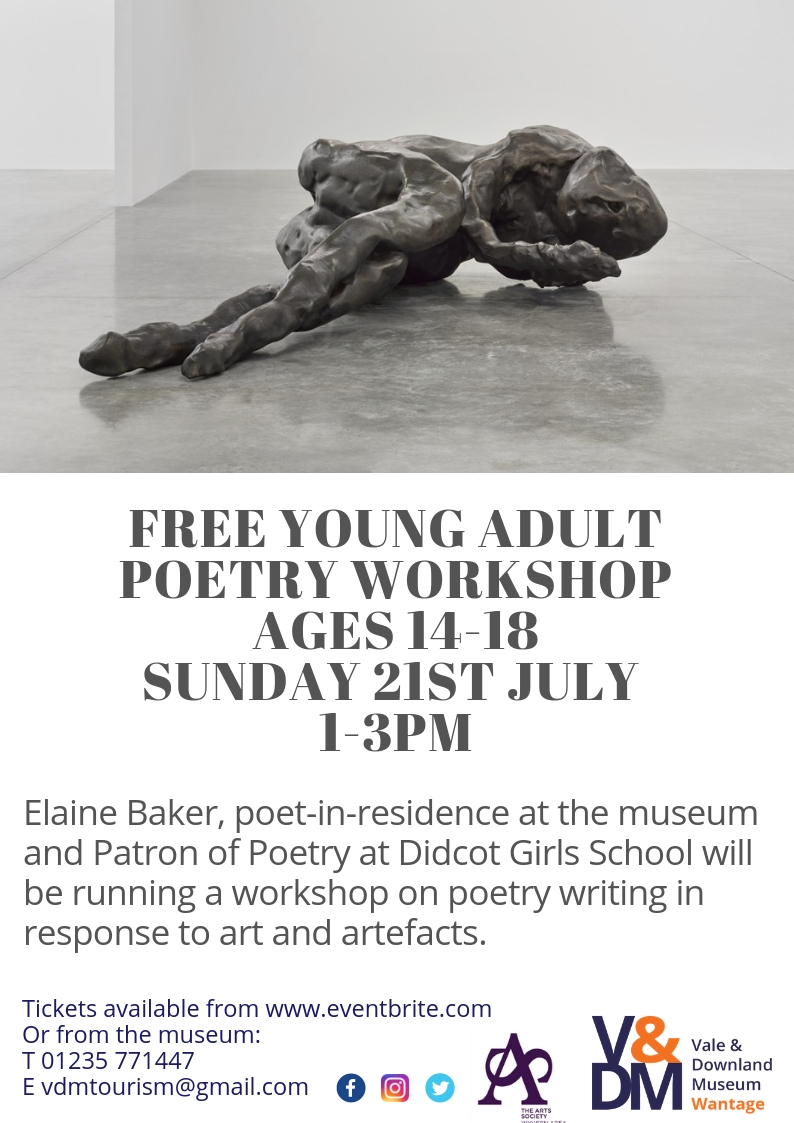 14-18 Poetry Workshop