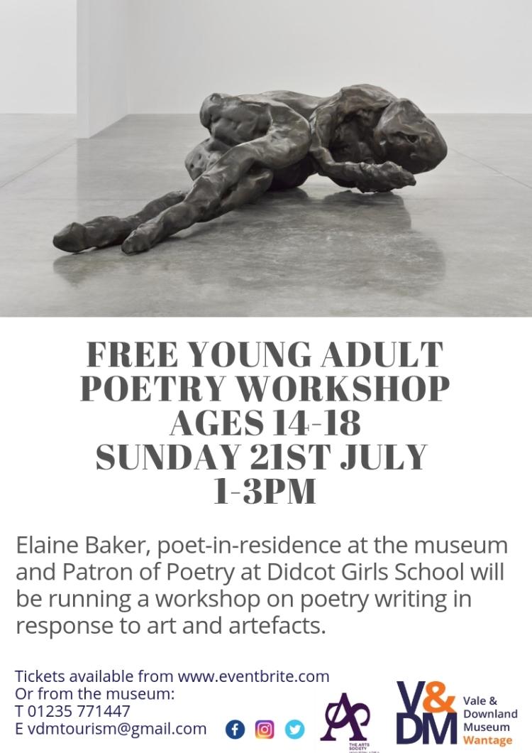 14-18 Poetry Workshop