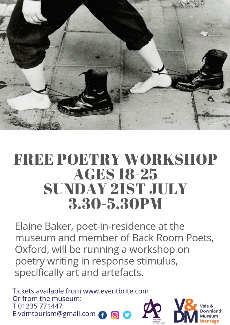 18-25 Poetry Workshop